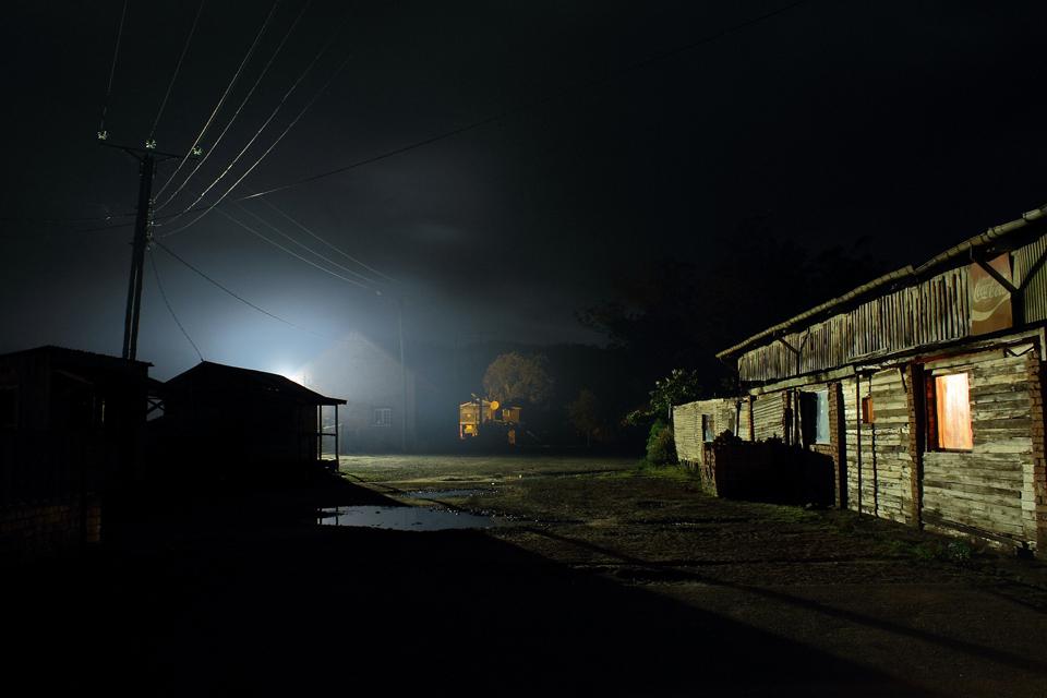© Tony Rakoto [Dark night hometown]